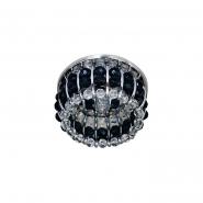 Светильник точечный MR-16 G5.3 50W прозрачный-серый/хром