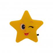 Ночник LUMANO  LED Звезда 1,0W LU-ND-0003-12
