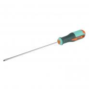 Отвертка шлицевая магнитная SL3Х150мм STURM