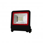 Прожектор 30W 6500K LED SMD чорний c радиатором  NEW(12)