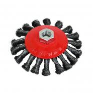 Щетка-крацовка круговая закрученная 100мм