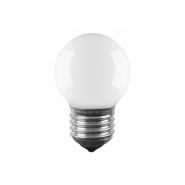 Лампа PHILIPS Р-45  шар Е27  60 W матовая