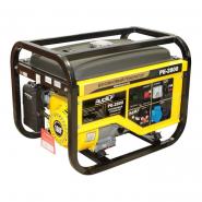 Генератор бензин. RUCELF PE-2800