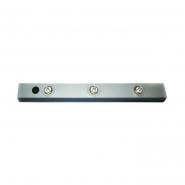 Светильник мебельный DELUX  TL 4035 LED светодиодов 3.1W серебро