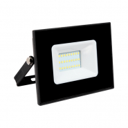 Прожектор  LL-8030 30W 6400K 230V 2100Lm (129.1*110.7*30.7) Чeрный IP65