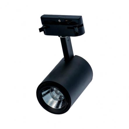 Светильник трековый ZL 4007 10w 4200k LED track black - 1