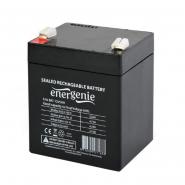 Аккумуляторная батарея EnerGenie BAT-12V5AH 12B 5Ач
