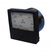 Амперметр ЭА 0302  400/5  (80х80)