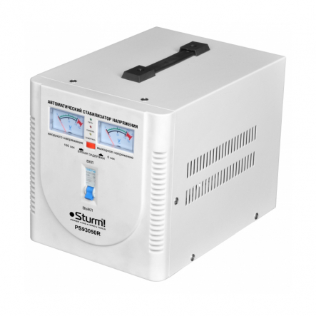 Стабилизатор напряжения PS93050R STURM - 1