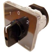 Переключатель пакетный Е-9 25А/2,832(1-0-2) 2 полюса АСКО-УКРЕМ