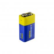 Батарейка солевая крона GF22