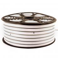 Светодиодный неон  120WW2835-220V-12W/m IP65 6mm №1smd2835 тепл,бел, 52-WW
