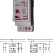 Реле лестничное Электросвит РЧ-621 220В, 16А 2 модуля