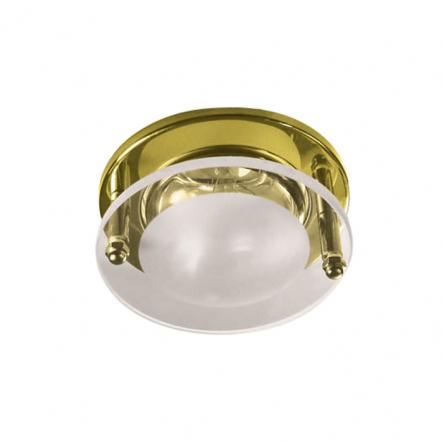 Светильник точечный Feron 1787/R-39 золото - 1