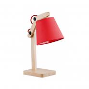 Настольная лампа Joga Red 1xE27 60W