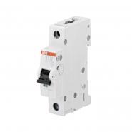 Автоматический выключатель ABB S201 C63 1п 63А
