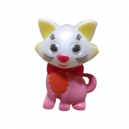 Ночник LUMANO LED Котенок  розовый  0003-2