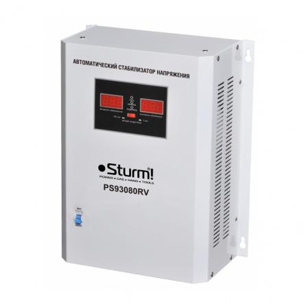 Стабилизатор напряжения PS93080RV STURM - 1