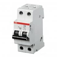 Автоматический выключатель ABB SH202 C20 2п 20А