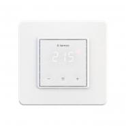 Терморегулятор terneo sx 5...45град. WIFI сенсорные кнопки белая подсветка для теплого пола