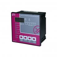 Регулятор реактивной мощности ETI 6 ступеней, 96х96, 400В,PFC-6DA 4656570