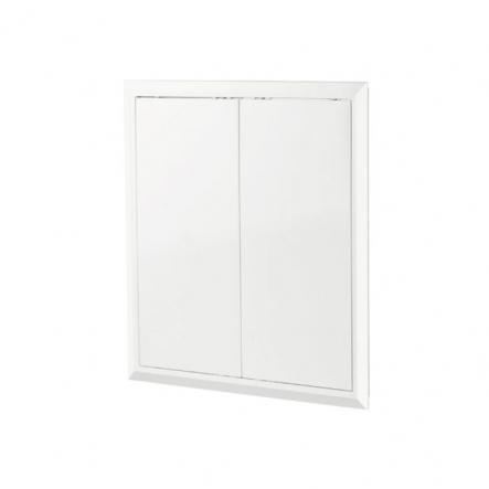 Дверь ревизионная пластиковая Д2 400х400 - 1