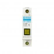 Светосигнальный индикатор АСКО-УКРЕМ СЛ-2001 желтый неон