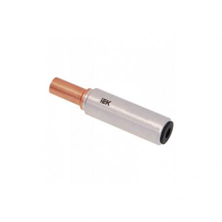 Гильза соединительная медно-алюминиевая ИЕК - 1