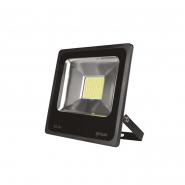 Прожектор светодиодный Gauss 50W IP65 6500К чорний, 3800Лм