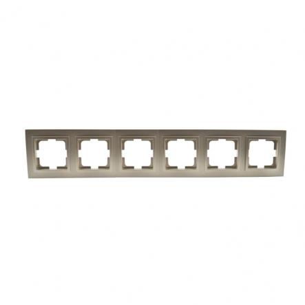 Рамка 6-я , Mono Electric, DESPINA (бронза) - 1