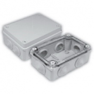 Коробка распределительная 100х100х50 S-BOX 106 IP55 6сальников