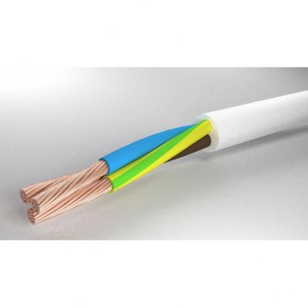 Провод соединительный ПВС 3х2,5 АК - 1