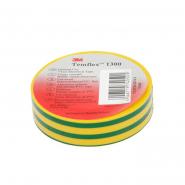 Изолента Temflex 1500 Лента 19mm x 20m жел-зел 3M
