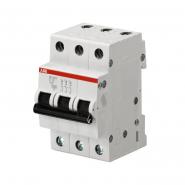 Автоматический выключатель ABB SH203 B10 3п 10A