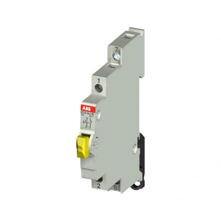 Выключатель кнопочный E215-16-11E ABB - 1