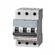 Автоматический выключатель Legrand TX3 40А 3Р 6кА тип С 404060