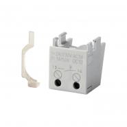 Дополнительный контакт АВВ  S2С-H01 1НЗ монтаж снизу