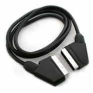 Шнур SCART- SCART 21 pin 1.2m проф.