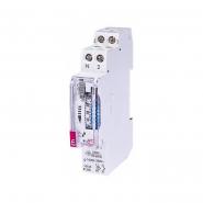 Реле времени электромеханическое ETI  APC-DR1 (суточное с резервом хода)