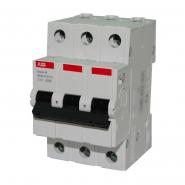 Автоматический выключатель АВВ BMS413 C10 3п 10А 4.5kA