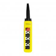 Пост кнопочный XAL-B3-6913 IP65, 6 взаим. блокировки + 1общая Аско-Укрем