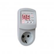 Реле времени HS-Electro Т-10р в розетку 1-99с 1-99м 1-99ч 1,5кВт разовый