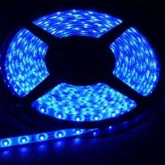 Светодиодная лента # 10-B AVT-120B2835-220V-4W/m IP65 5mm Синяя