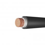 Провод для подвижного состава с резиновой изоляцией, в холодостойкой оболочке из ПВХ пластиката ППСРВМ-4000 1х95,0