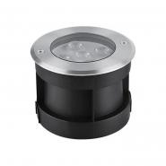 Светильник грунтовый  Feron SP4112 6W 230V  6400K 420Lm  , 120*90mm
