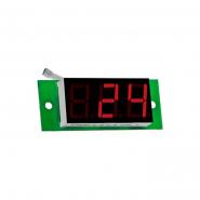 Термометр ТМ-19/2   -19,9...+99,9град. DC (19х40мм) без корпуса DigiTOP