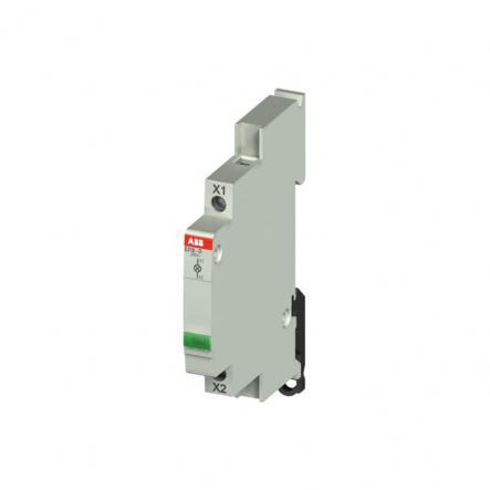 Индикатор E-219-D(зеленый) 0,5 модуля - 1