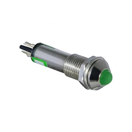 Сигнальная арматура АСКО-УКРЕМ AD22B-8 24ВAC/DC Зеленая - 1