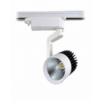 Светильник трековый ZL 4003 20w 4200k LED track black - 1