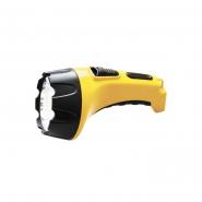Фонарь Feron аккумуляторный TH93А 4LED желтый